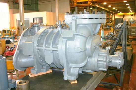 Industrial Blower Repair Services - Benicia, California