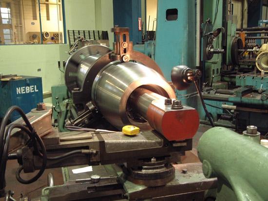 Large Milling & Turning - Benicia, California - Unico Mechanical Corp