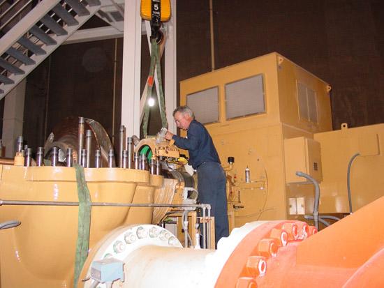 Millwright Services Benicia California Unico Mechanical