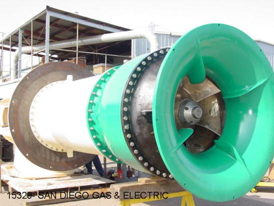 Industrial Pump Repair Services - Benicia, California - Unico