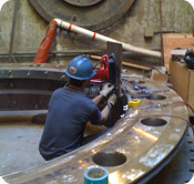 Onsite Machining and Welding Services